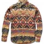 Navajo inspired shirt by Ralph Lauren