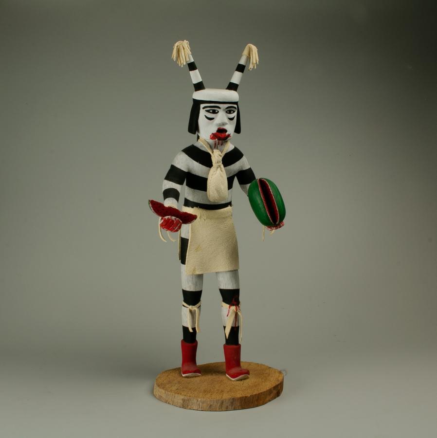 Hano clown Kachina